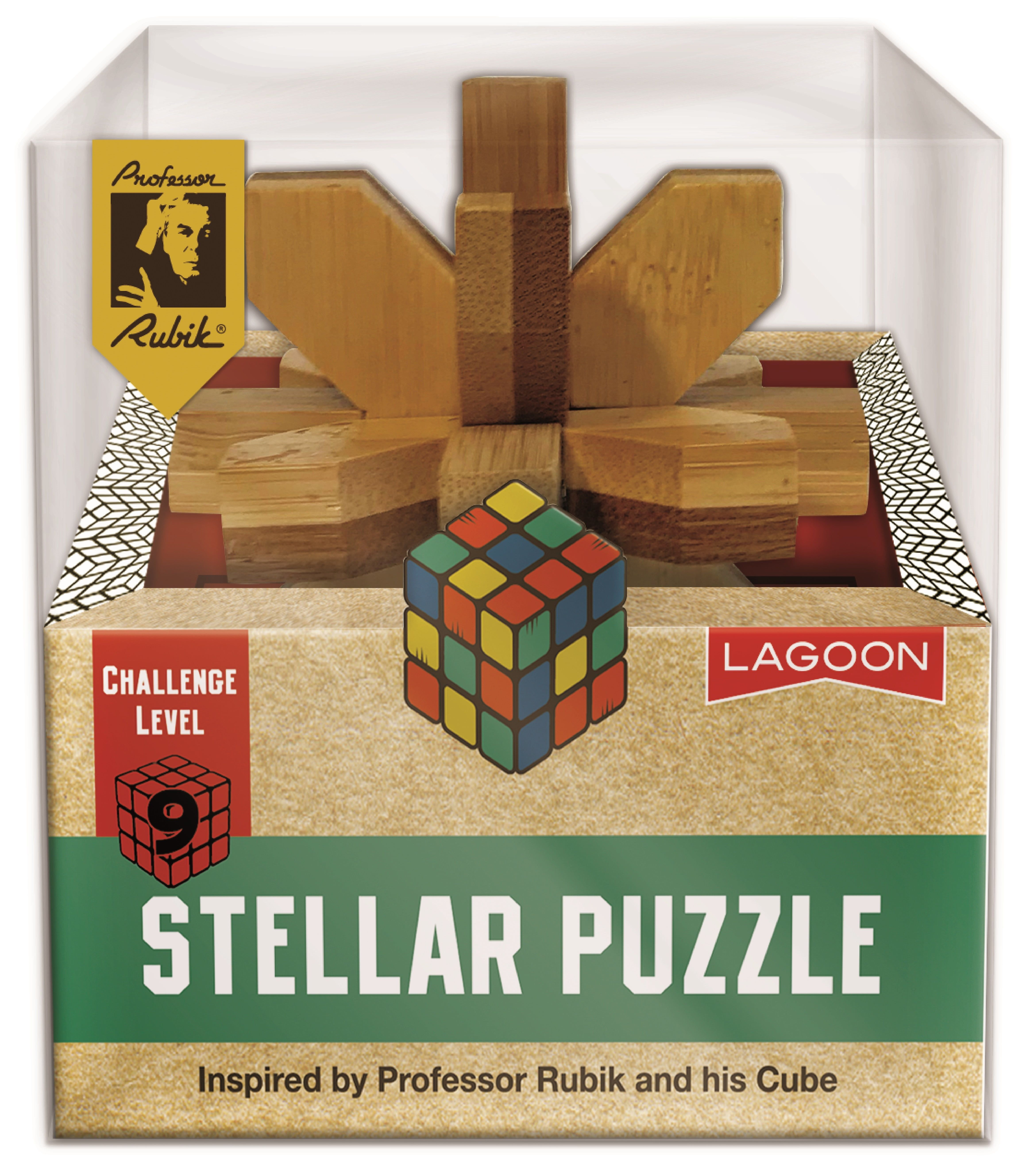 Rubik Stellar Puzzle