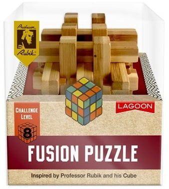 Rubik Fusion Puzzle