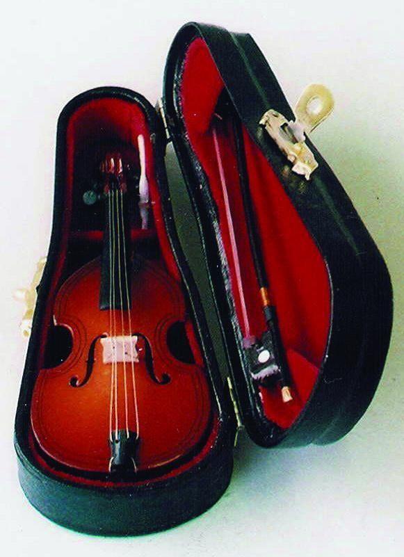 Cello with Black Case