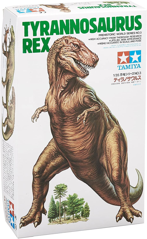 Tamiya 60203 - Tyrannosaurus Rex 1:35 Scale