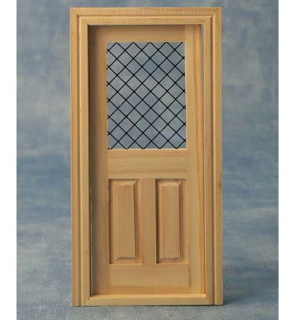 Springwood Door Glass Top Door