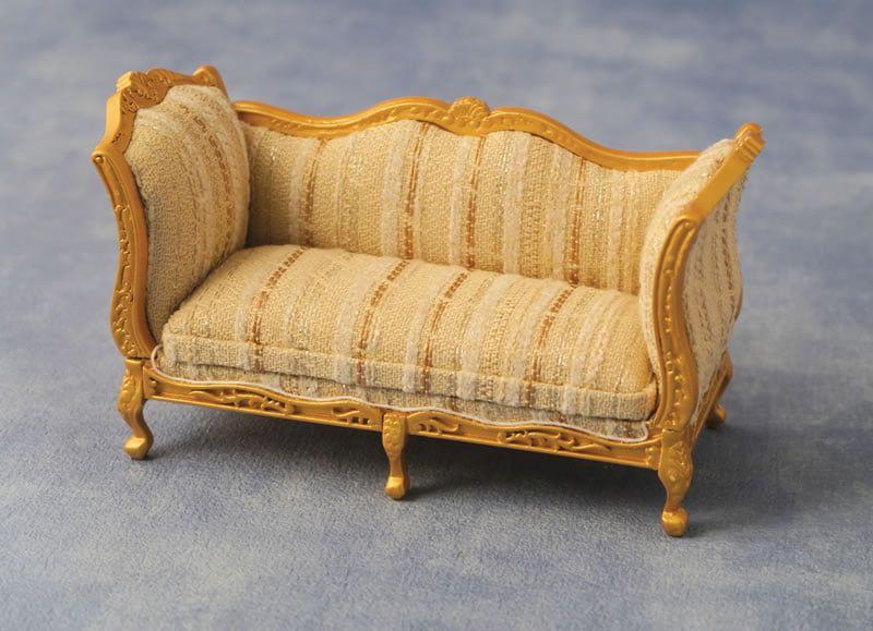 Luxury Ornate Sofa