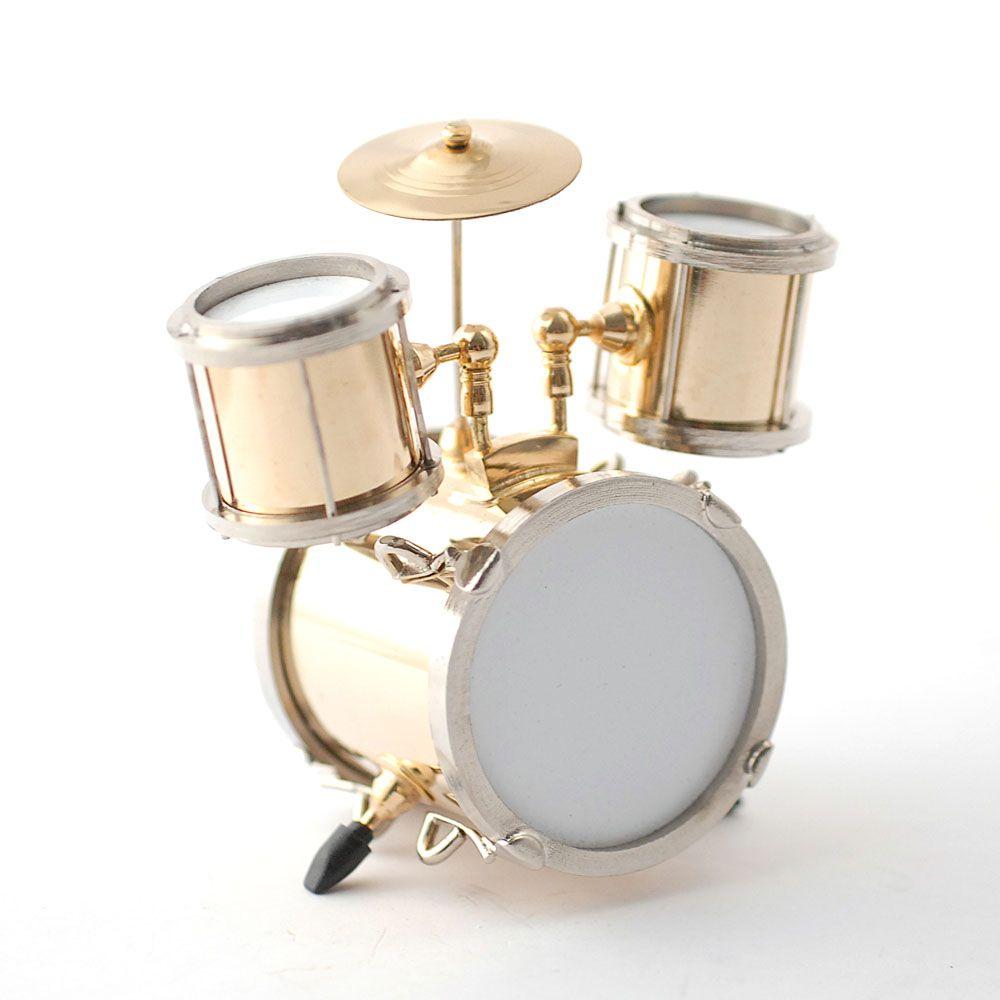 Drum Set Gold
