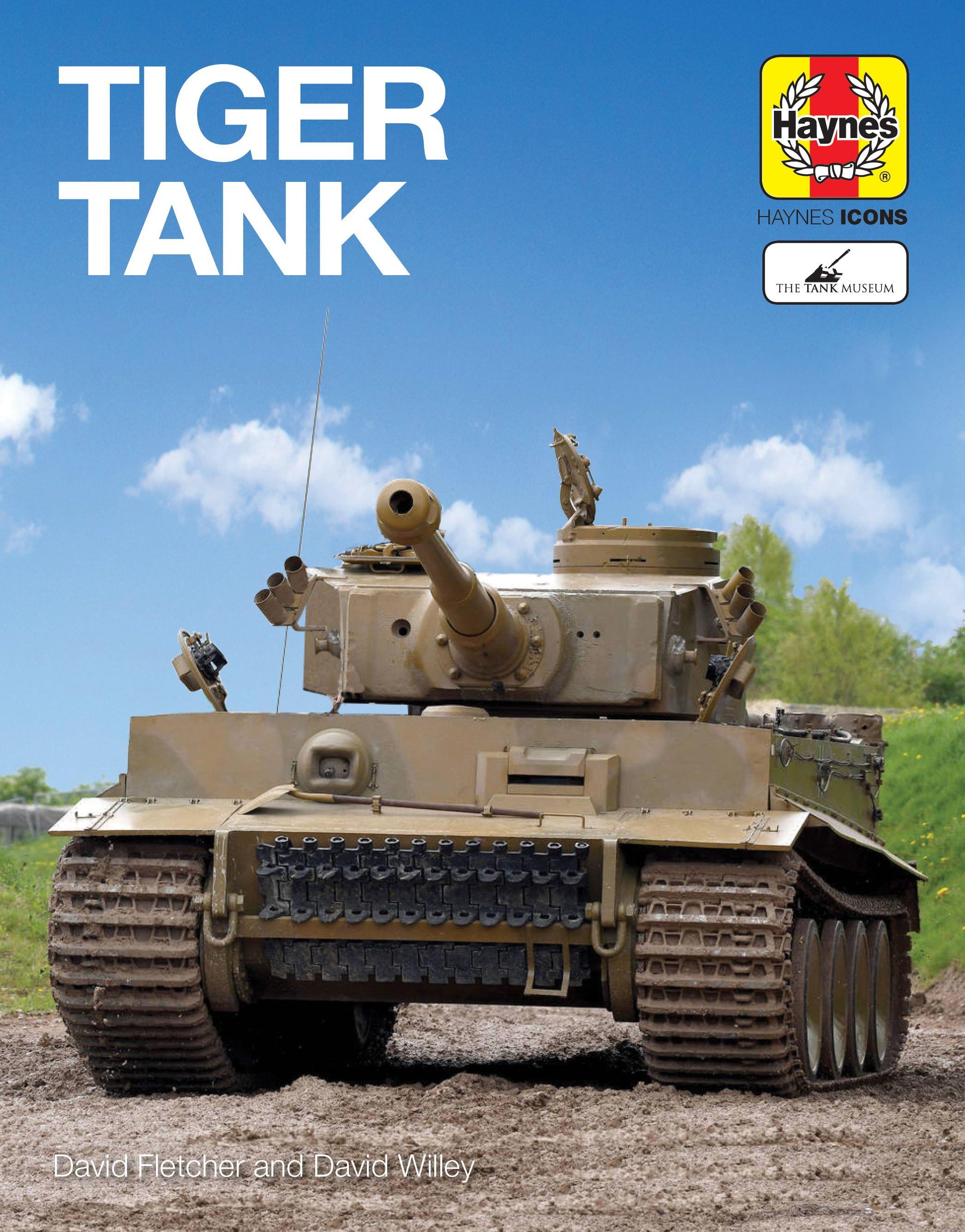 Haynes Icons Tiger Tank Manual