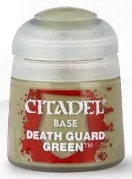 21-37 BASE DEATHGUARD GREEN 12ML