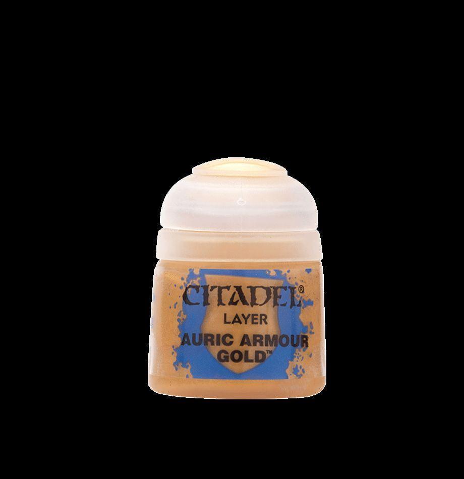 22-62 Auric Armour Gold 12ml