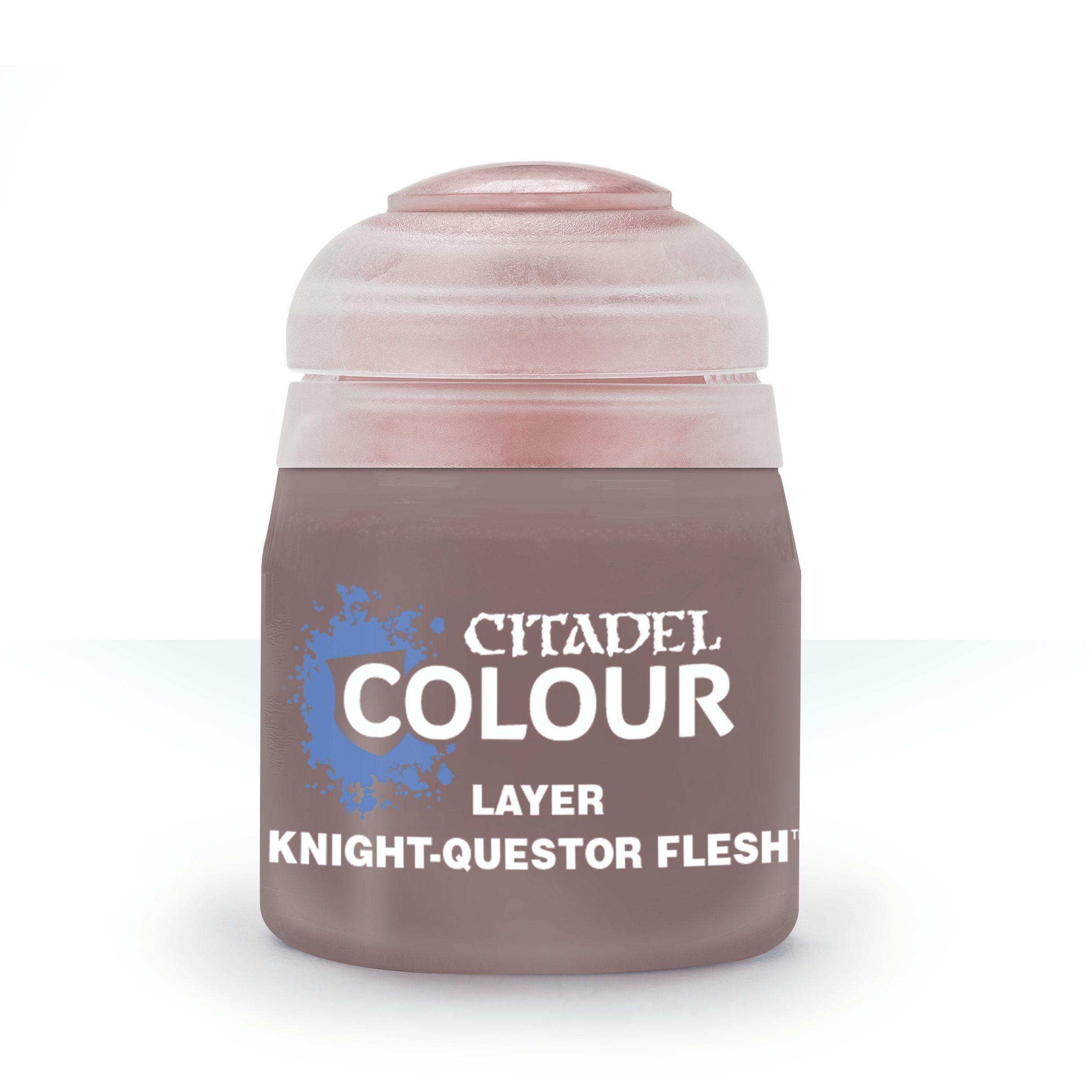 22-93 Layer Knight-Questor Flesh 12ml