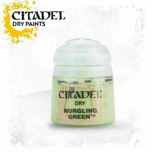23-25 Dry Nurgling Green 12ml