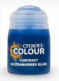 29-18 Contrast Ultramarines Blue 18ml