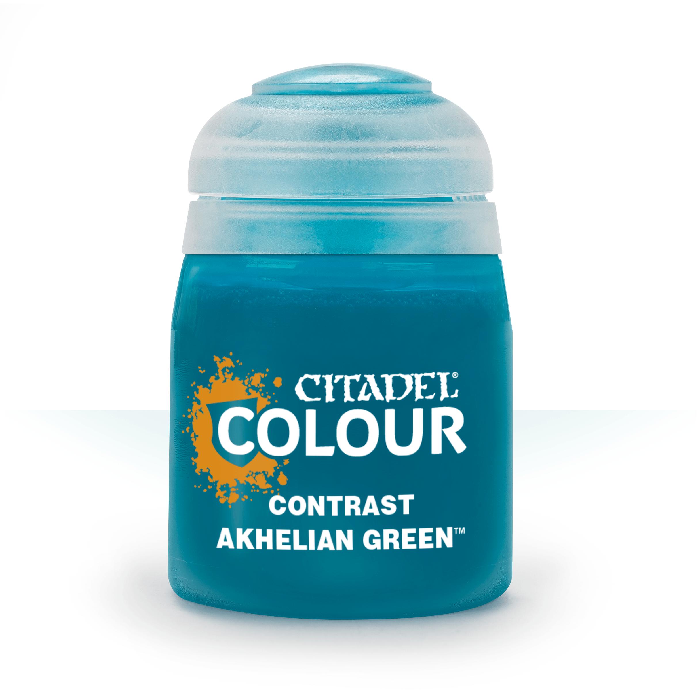 29-19 Contrast Akhelian Green 18ml