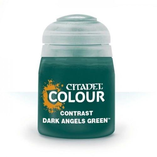 29-20 Contrast Dark Angels Green 18ml