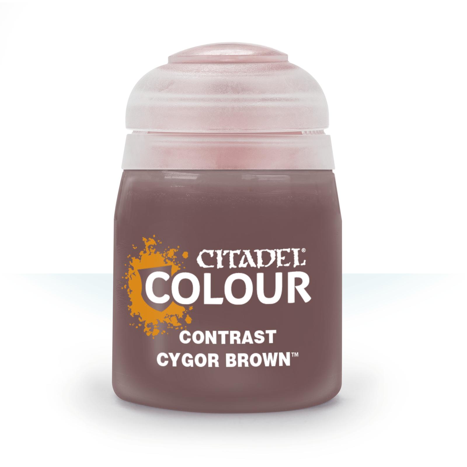 29-29 Contrast Cygor Brown 18ml