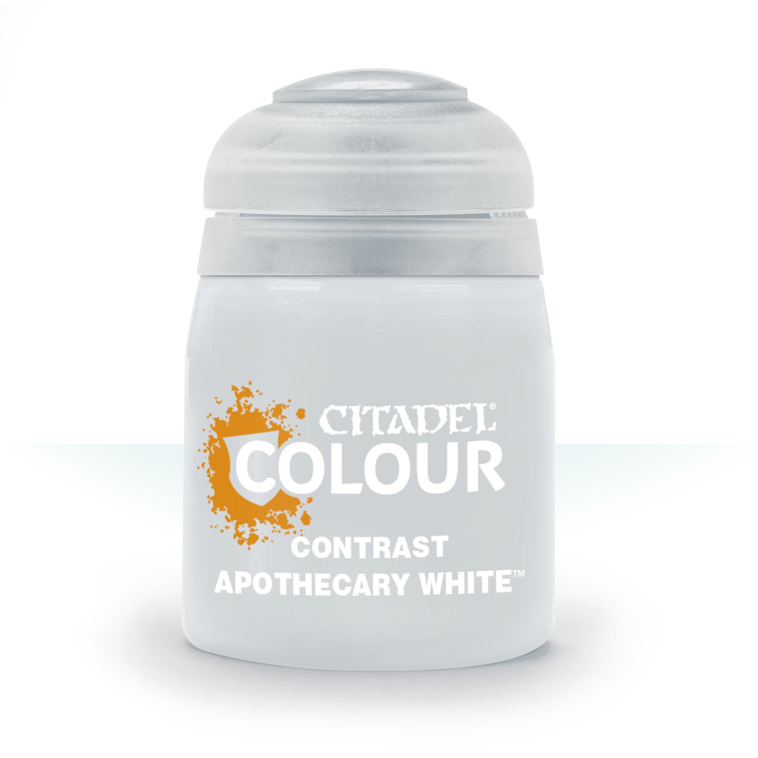 29-34 Contrast Apothecary White 18ml