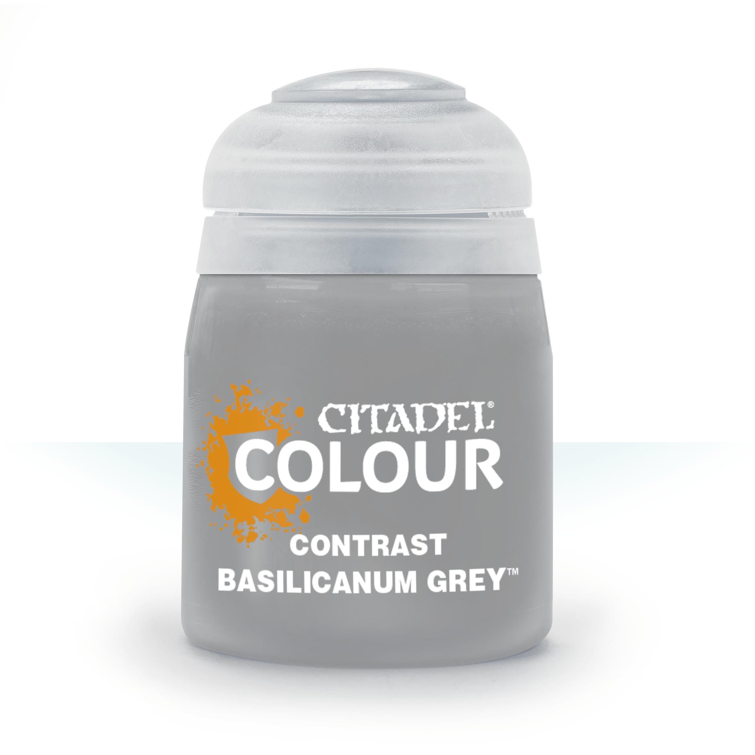 29-37 Contrast Basilicanum Grey 18ml