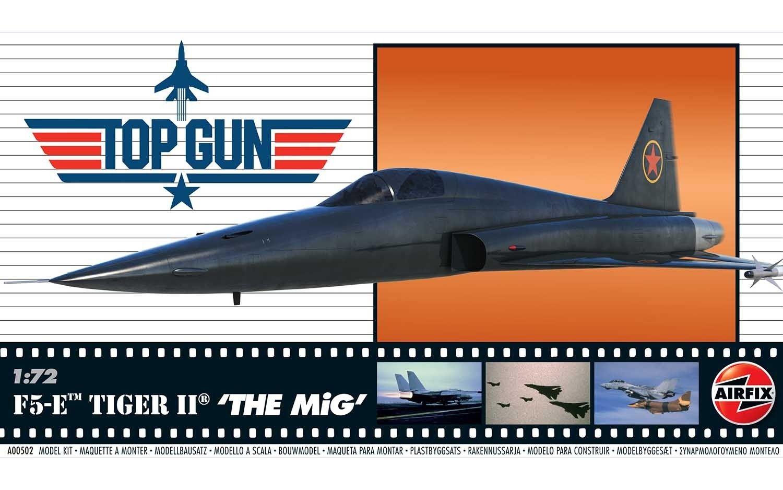 "Airfix Top Gun F5-E Tiger II ""THE MIG"""