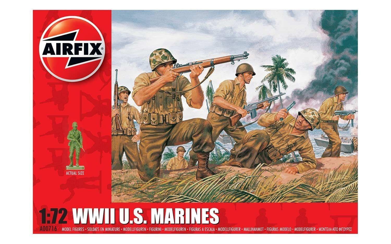 Airfix WWII U.S. Marines 1:72