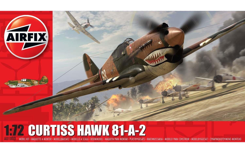 Airfix Curtiss Hawk 81 A 2 1 72