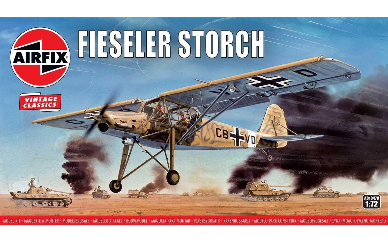 Airfix Fiesler Storch 1:72