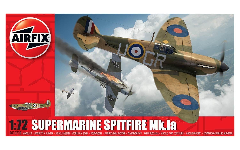 Airfix Supermarine Spitfire MkIa