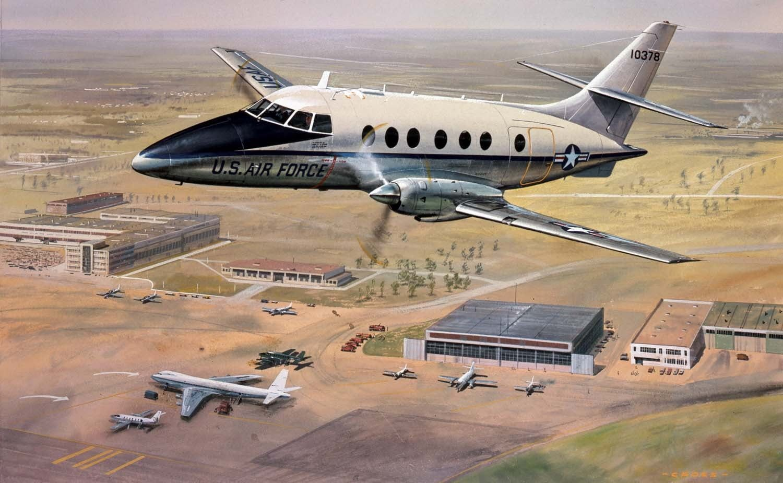 Airfix Handley Page Jetstream