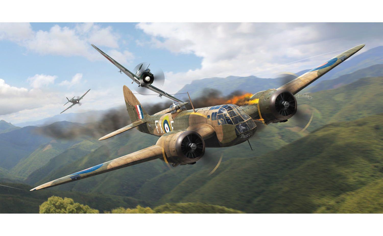 Airfix Bristol Blenheim Mk.1 1:72 Scale