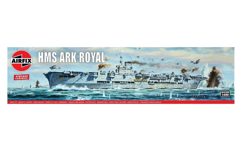 Airfix Vintage Classics - HMS Ark Royal 1:600