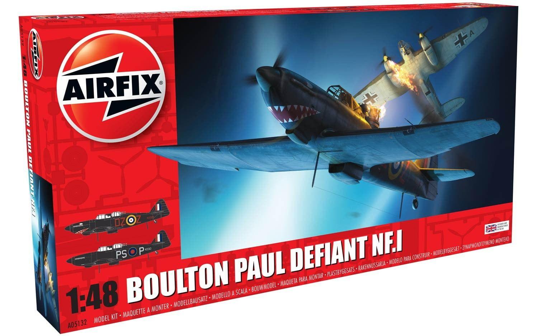 Airfix Boulton Paul Defiant NF.1  1:48 Scale Plastic Model Kit