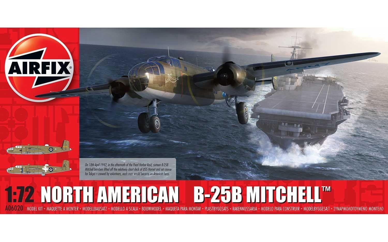 Airfix North American B25B Mitchell