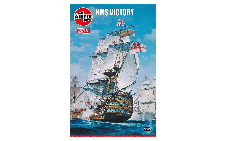 Airfix HMS Victory 1:180 Scale Plastic Model Kit