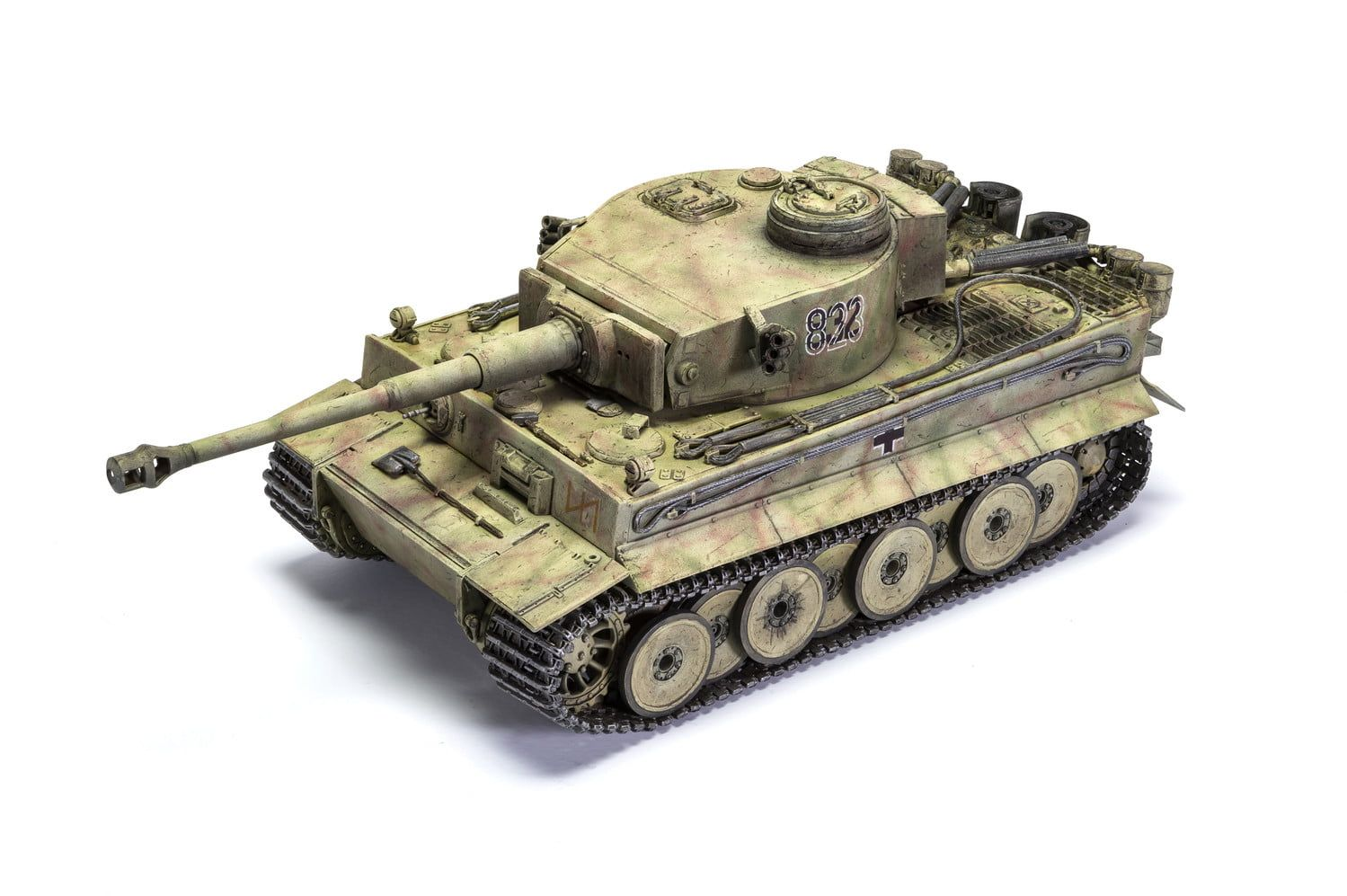 """Airfix Tiger-1 """"Early Version"""" 1:35 Scale Plastic Model Kit"""