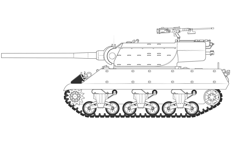 "Airfix M36/M36B2 ""Battle of the Bulge"" 1:35 Scale Plastic Model Kit"