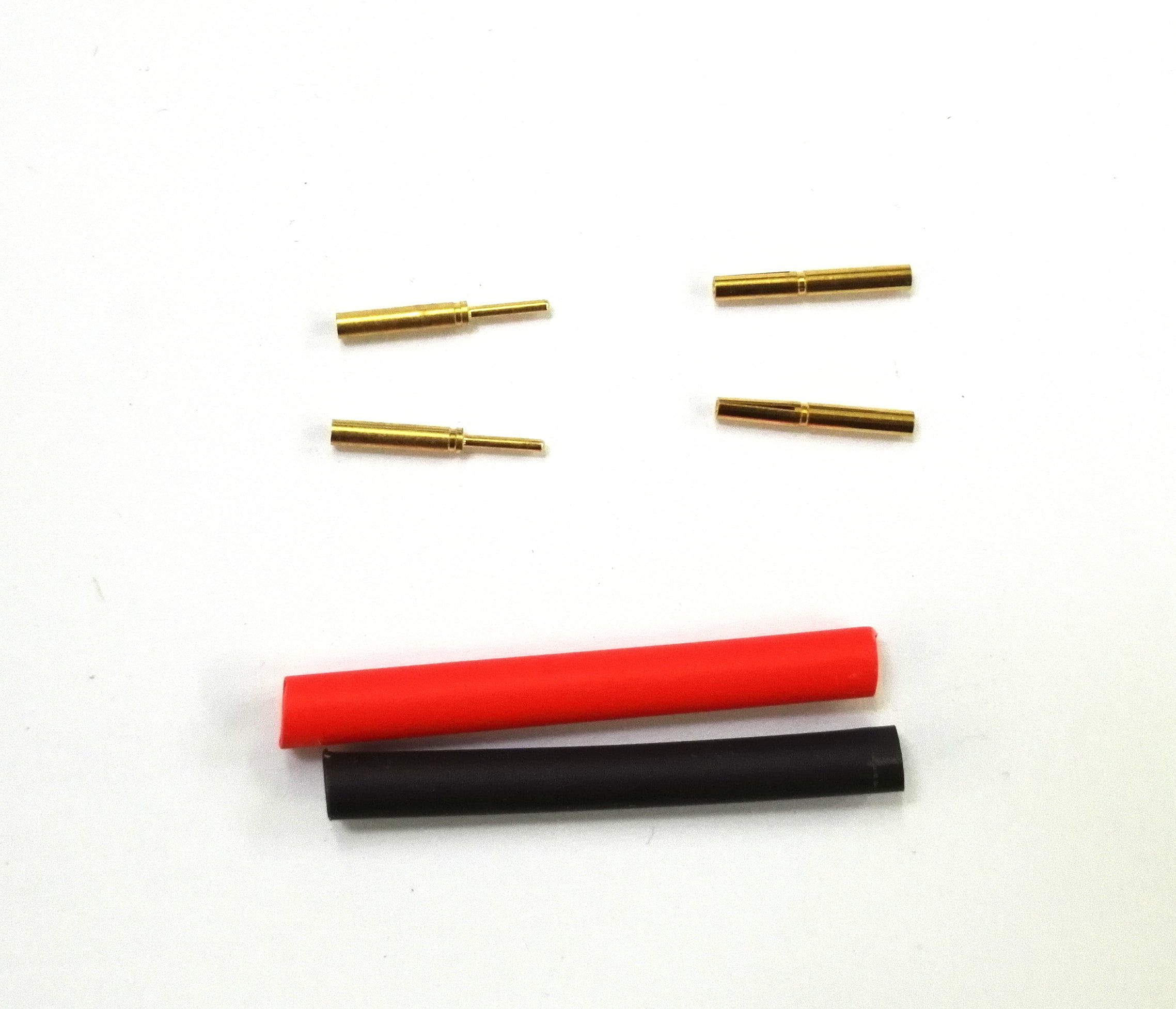 Expo 0.8mm Gold Plugs and Sockets 2 pairs