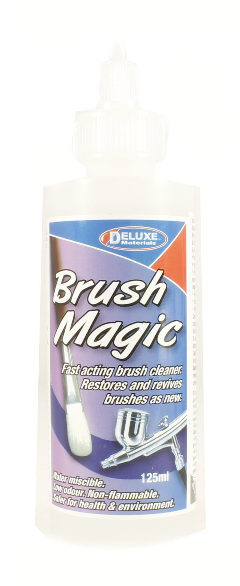 Deluxe Materials Brush Magic