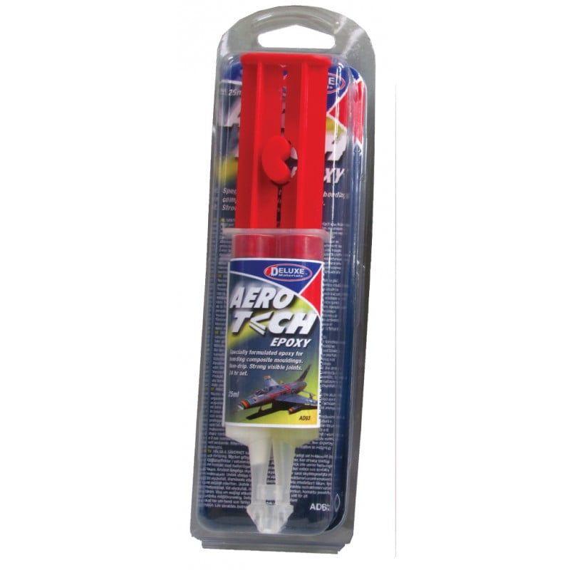 Deluxe Materials Aero Tech Epoxy Syringe 25ml