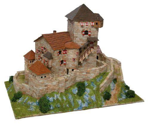 Aedes Ars Burg Branzoll Castle Model Kit Architectural Model Kit