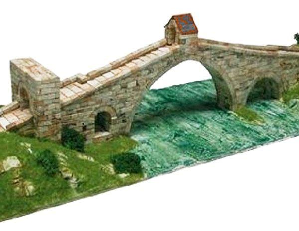 Aedes Ars Devil's Bridge Gothic Architectural Model Kit