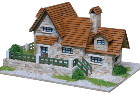 Aedes Ars Chalet Architectural Model Kit