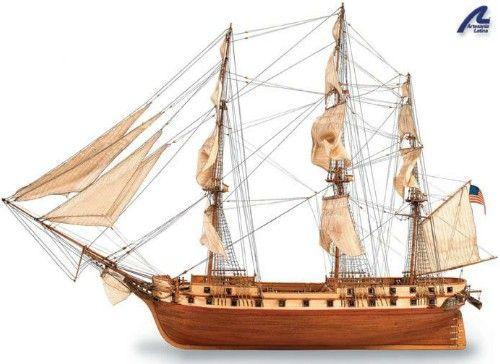Artesania Latina 1:85 USS Constellation Period Ship Kit