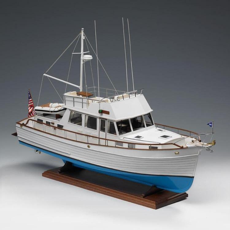 Amati Grand Banks Boat Kit