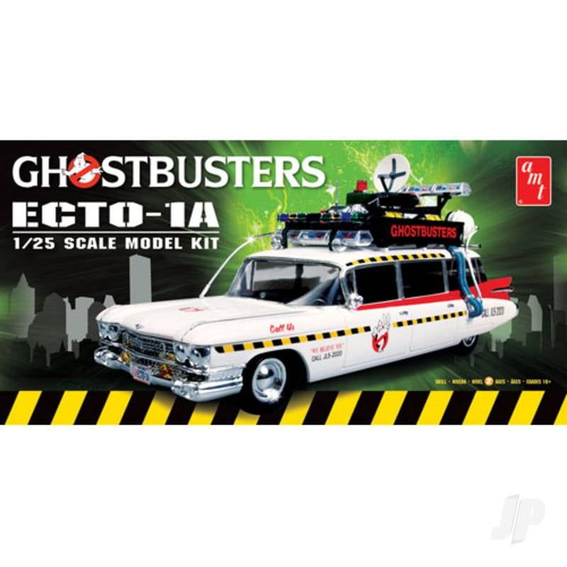 Ghostbusters Ecto - 1A