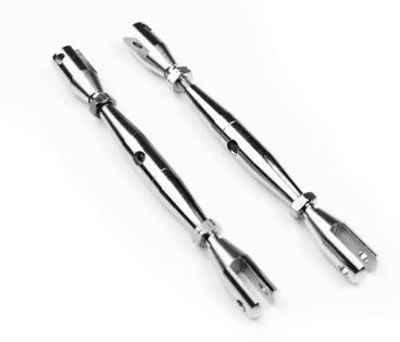 Aero Naut Yacht Bottlescrews
