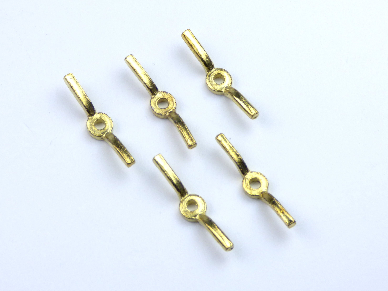 Aero Naut Brass Effect Cleats 21mm