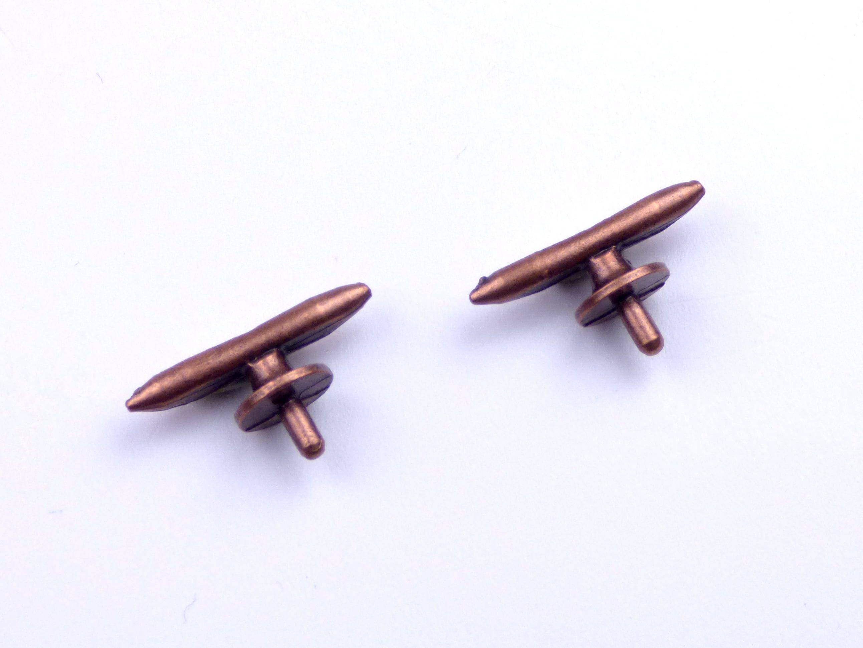 Aero-Naut Metal Cleats Pack of 2