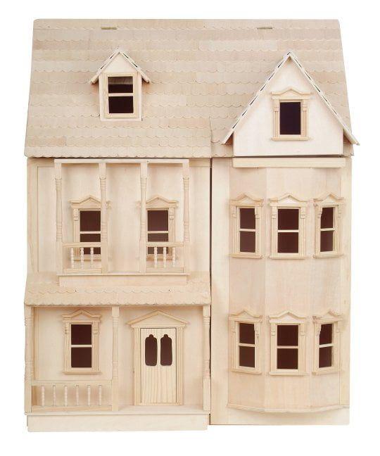 The Ashburton Ready to Assemble Dolls House