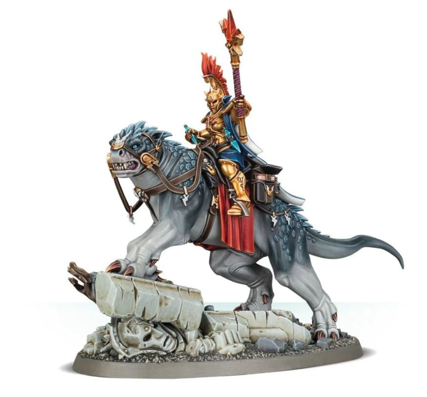 Warhammer Age Of Sigmar Astreia Solbright