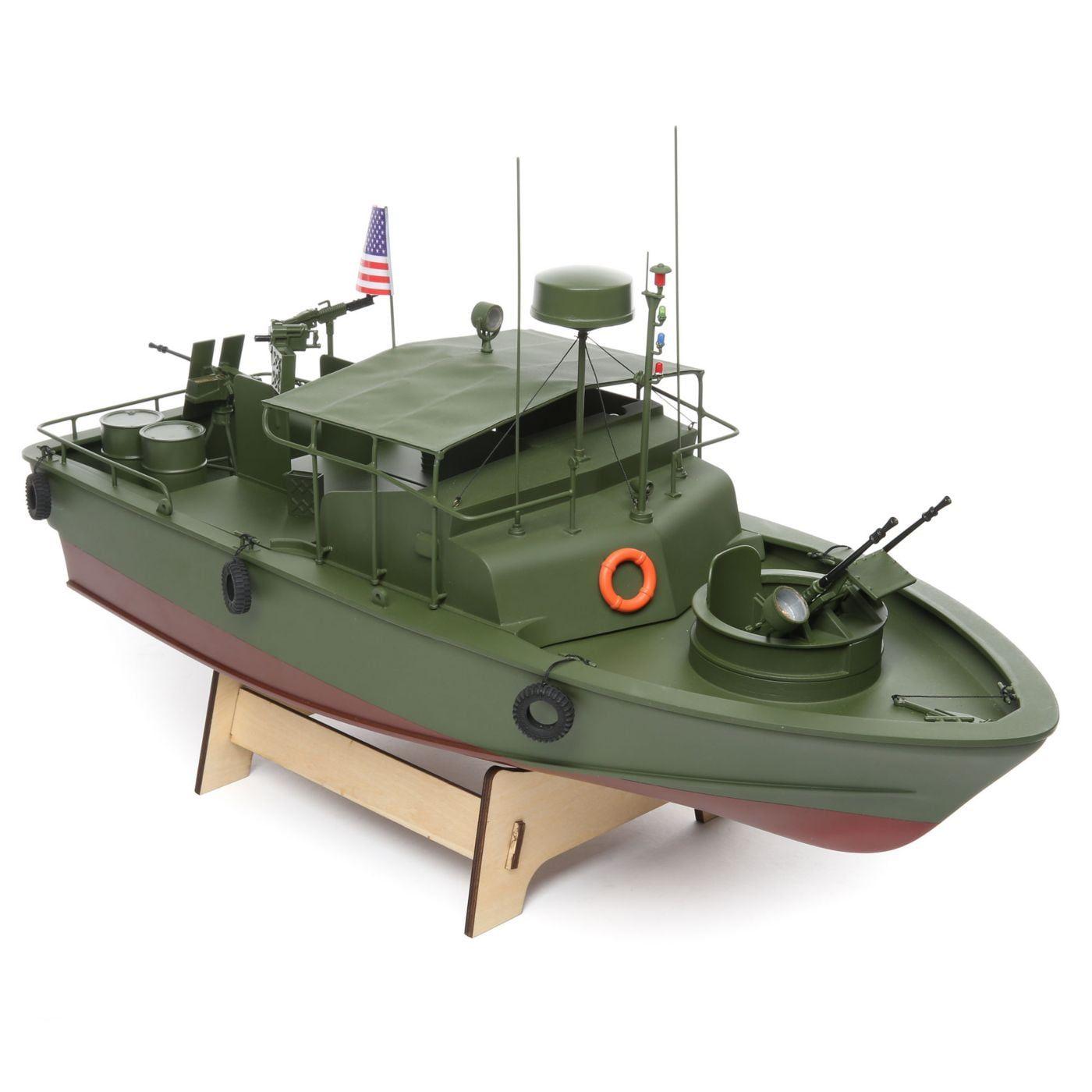 Alpha Patrol Boat 21-inch ARTR RC Boat