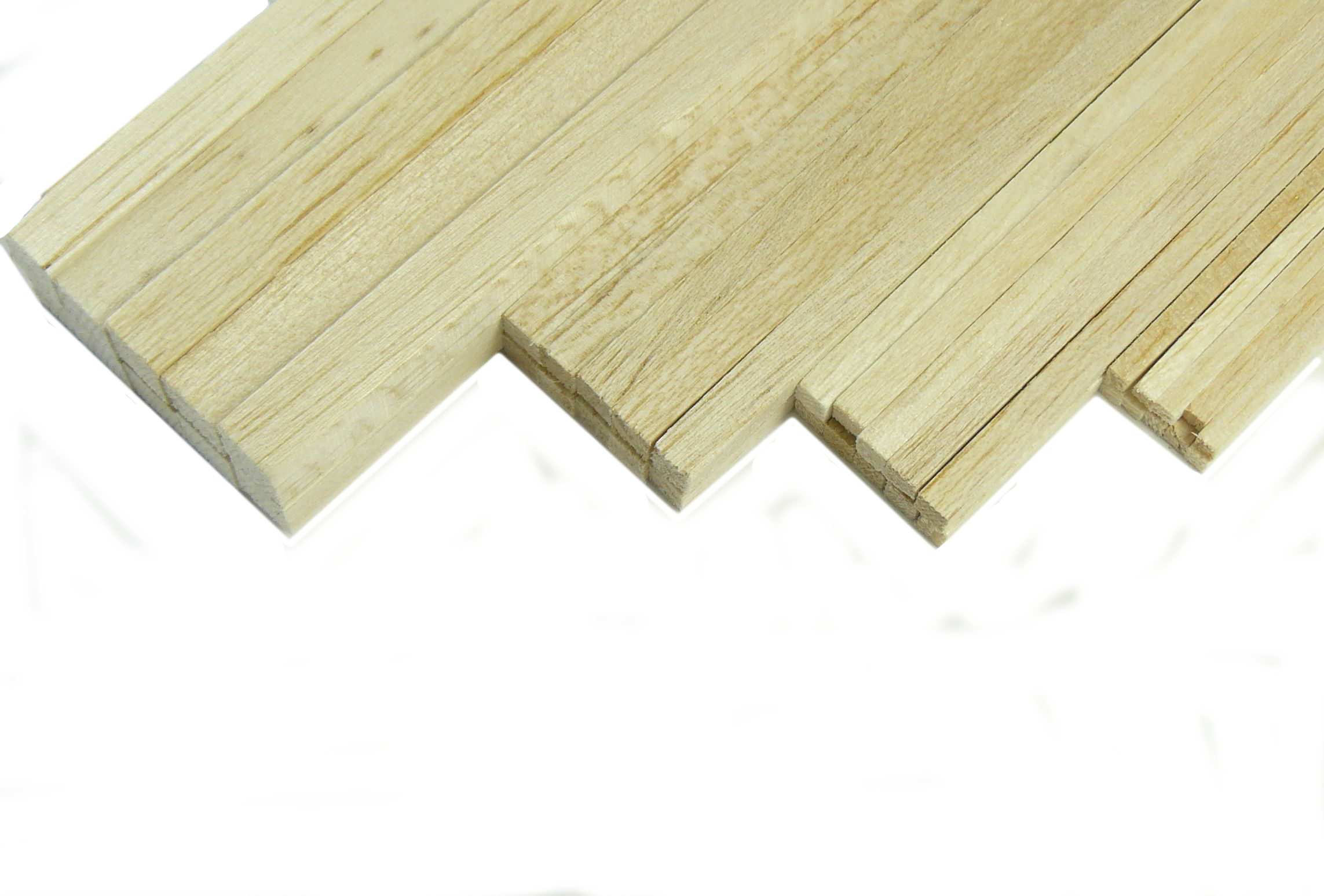 Balsa Stripwood Bundles of 10