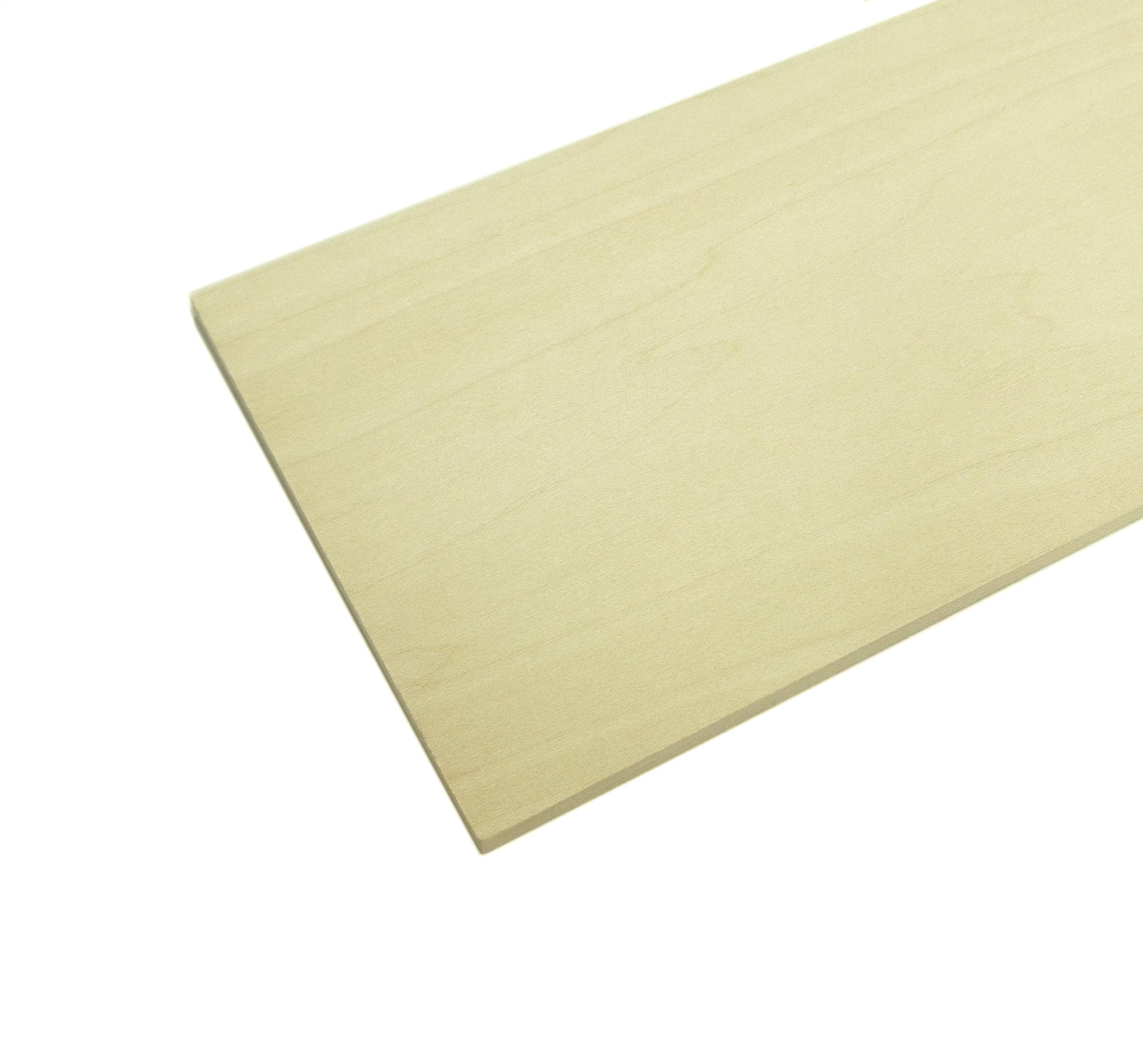 Basswood Wood Panels