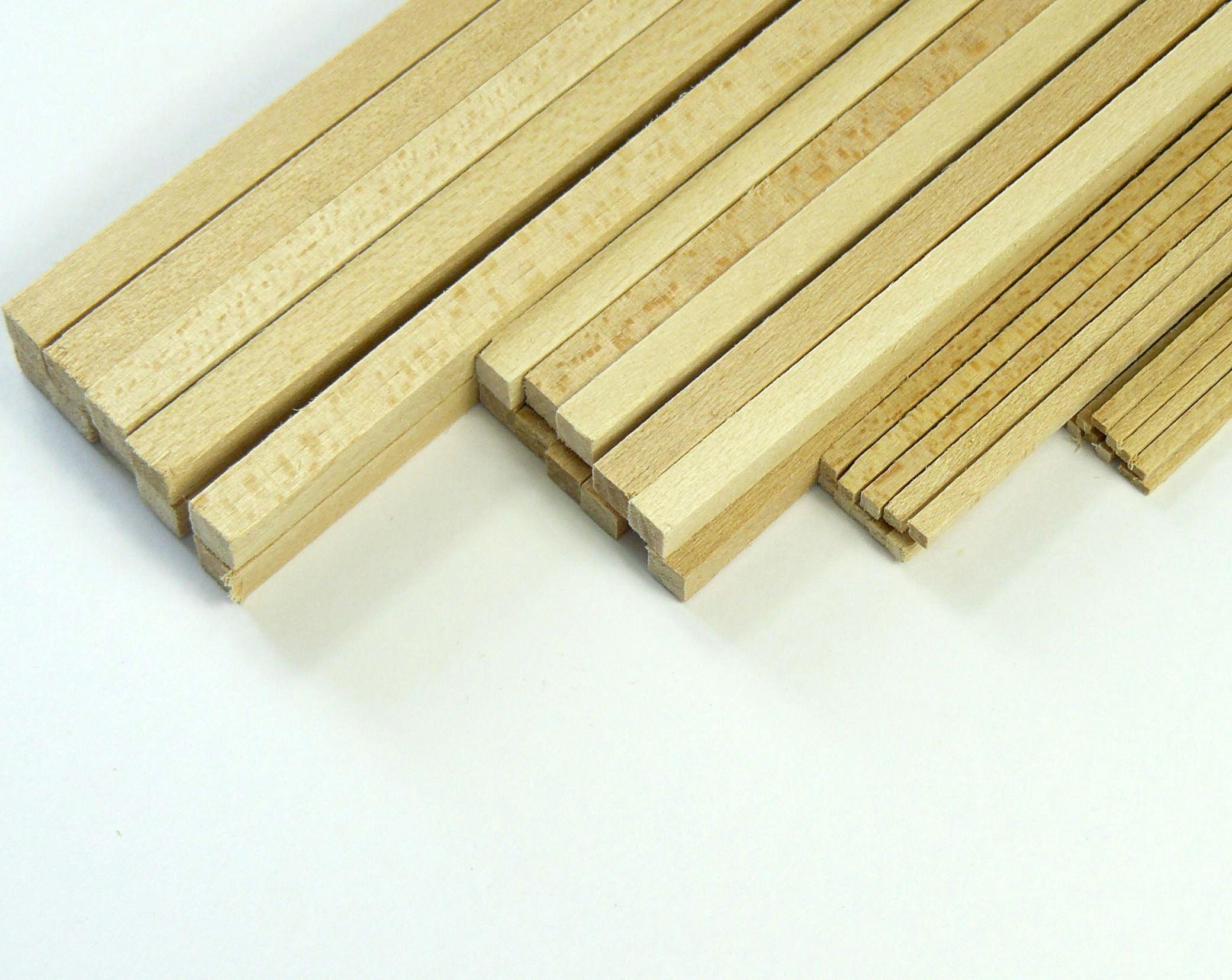 Bass Stripwood Bundles of 10