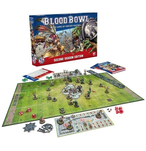 Warhammer Blood Bowl Second Season Edition